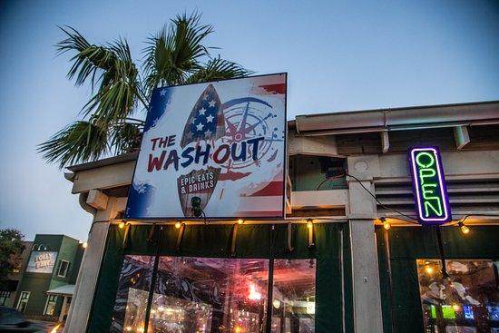 The Washout Folly Beach Menu Prices Restaurant Reviews Tripadvisor