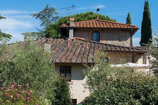 Montespertoli, Italia: House