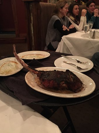 40 Oz Steak Picture Of Ruth 39 S Chris Steak House Park