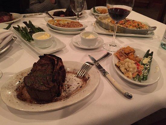Ruth's Chris Steak House: Bone-in Filet