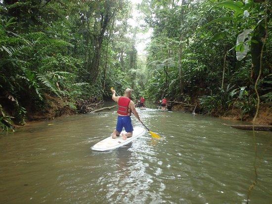 Punta Uva, Costa Rica: River