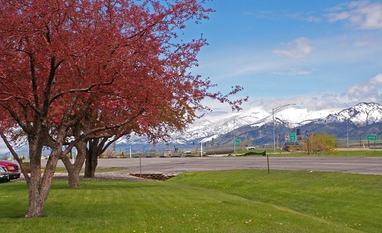 Holiday Inn Bozeman: Experience breathtaking views