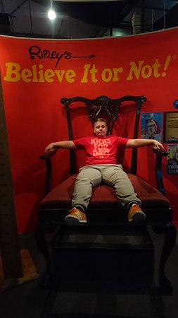 Ripley's Believe It Or Not! Cape Town