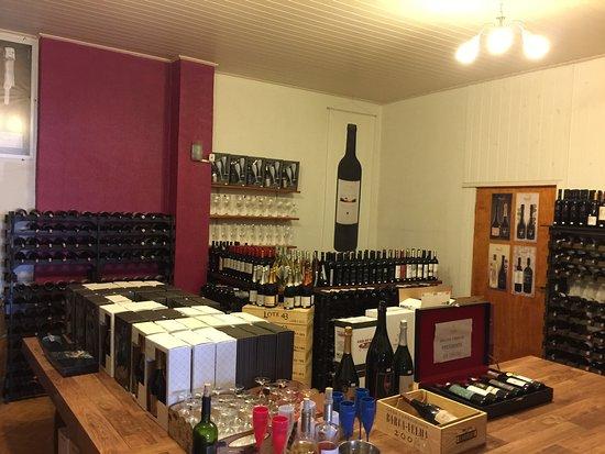 Casa do vinho - Matriz - São Joaquim - SC