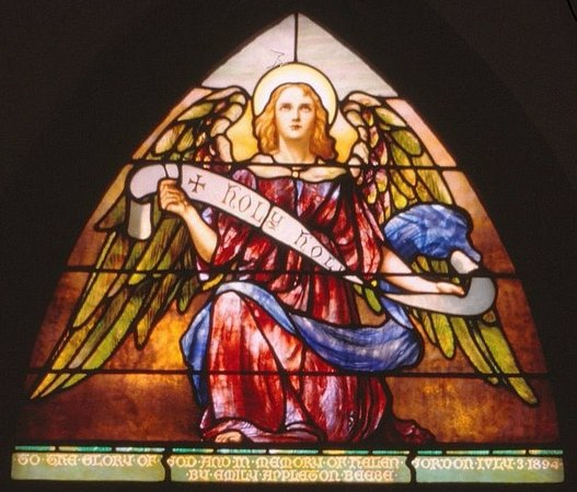 St. Saviour's Church : : Angel of Praise