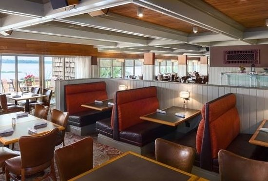 Alexandria, MN: Newly remodeled Lake Cafe at Arrowwood Resort overlooking Lake Darling!