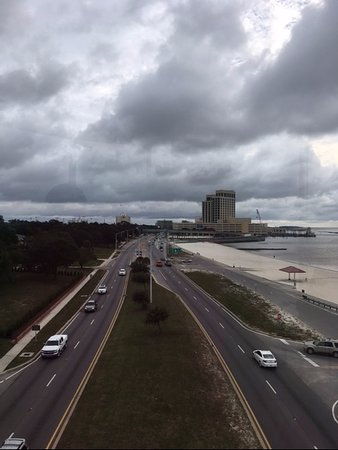 Biloxi Lighthouse: View from the top