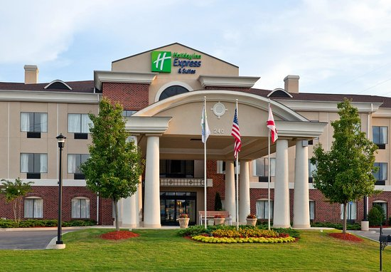 Holiday Inn Express Hotel & Suites - Pell City: Hotel Exterior