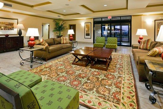 Pell City, AL: Hotel Lobby