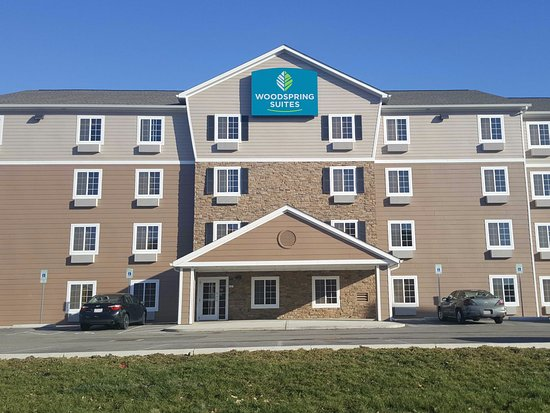 WoodSpring Suites Columbus North I - 270
