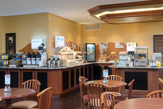 Grandville, ميتشجان: Breakfast Bar