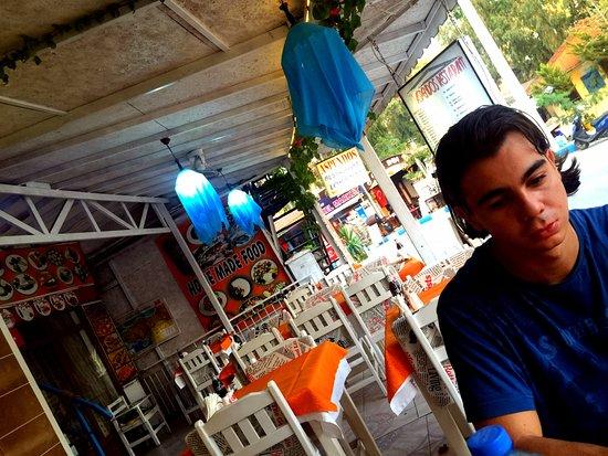 Aspendos Restaurant: Keyif