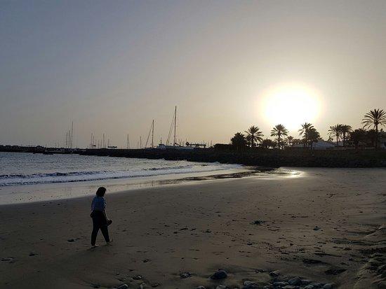 Playa Pasito Blanco