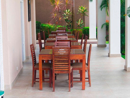 Seven Eleven Hotel & Residence: Clean and environment friendly place.