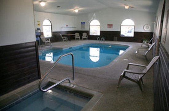 New Victorian Inn & Suites Norfolk: Spa