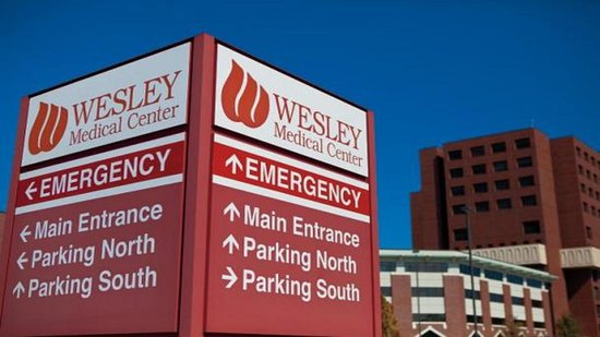 Candlewood Suites - Wichita Northeast: Wesley Medical Center within a 12 minute drive of the hotel!