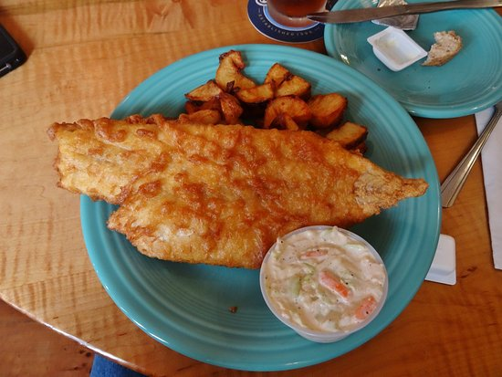 Center Ossipee, Nueva Hampshire: Huge portion!