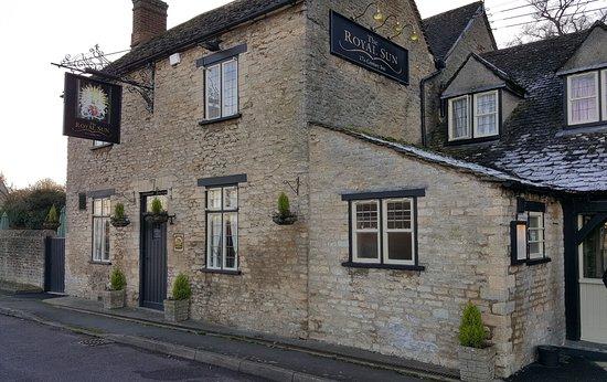 Kidlington, UK: The Royal Sun Pub