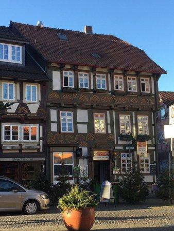 Bad Gandersheim, Alemania: Zur Ecke seit 1866