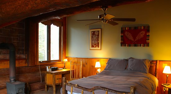 East Kemptville, Canadá: Treehouse Junior Suite