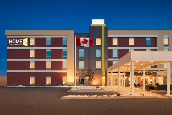 ‪Home2 Suites by Hilton Fort St John‬