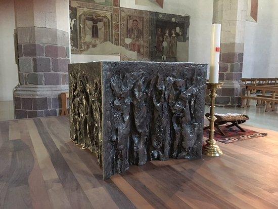 Cappella Domenicani: l'altare della chiesa
