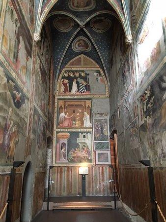 Cappella Domenicani: la cappella San Giovanni
