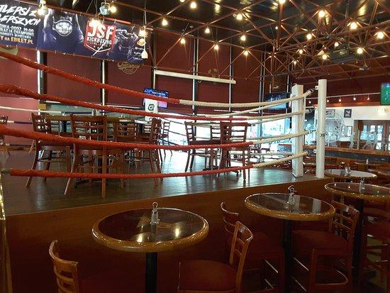 Champions Sports Bar Restaurant Warsaw