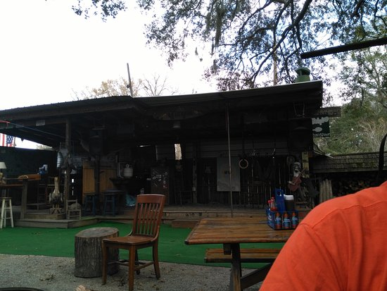 Woodbine, GA: Captain Stan's Smokehouse