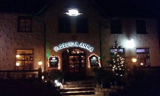 Helmstedt, Alemania: Pizzeria Anna
