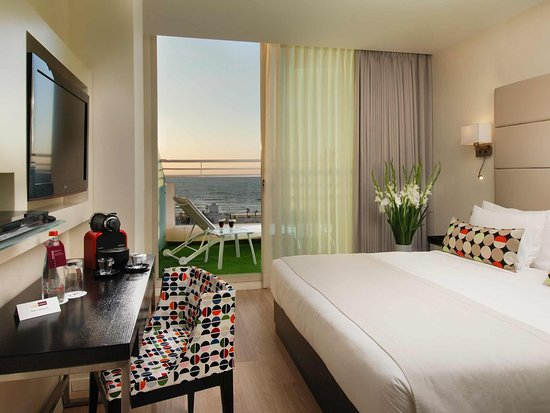 Mercure Tel-Aviv City Center: Guest Room