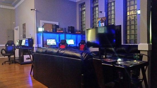 KLG Gamer Lounge