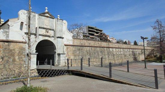 Baluarte de San Roque