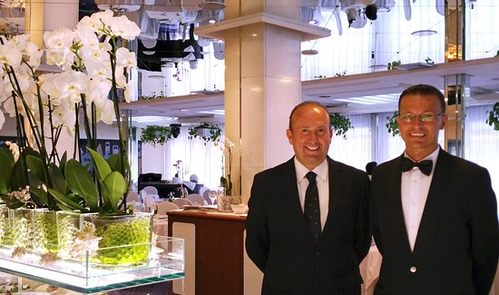 Atlantic Hotel Riccione: I nostri maitre: Antonio e Andrea