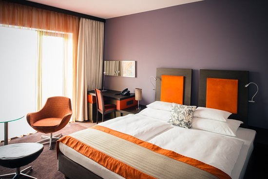 Vienna House Andel's Cracow: Andels Cracow Deluxe Room