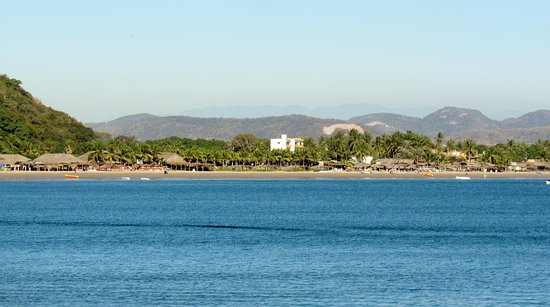 Isla de la Piedra, México: Stone Island Hotel