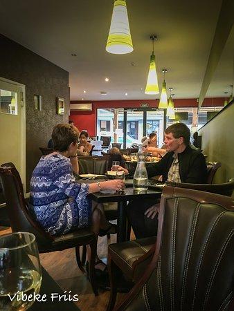 Coriander's : restaurant interior