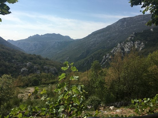 Paklenica National Park: The view