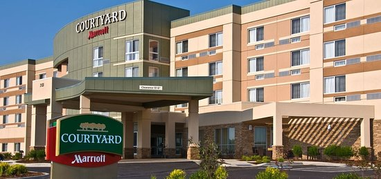 ‪Courtyard by Marriott Fayetteville - Fort Bragg/Spring Lake‬