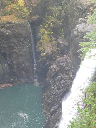 Campbell River, Canada: Falls