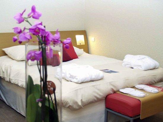 Survilliers, ฝรั่งเศส: Guest Room