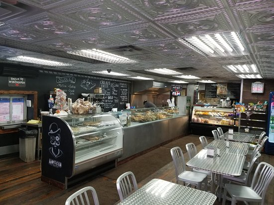 Monticello, Estado de Nueva York: The real bagel bakery