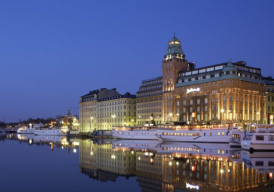 Radisson Blu Strand Hotel, Stockholm: Exterior