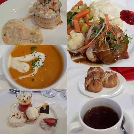 Radisson Blu Hotel, Athlone: Christmas Day Sumptuous Lunch!