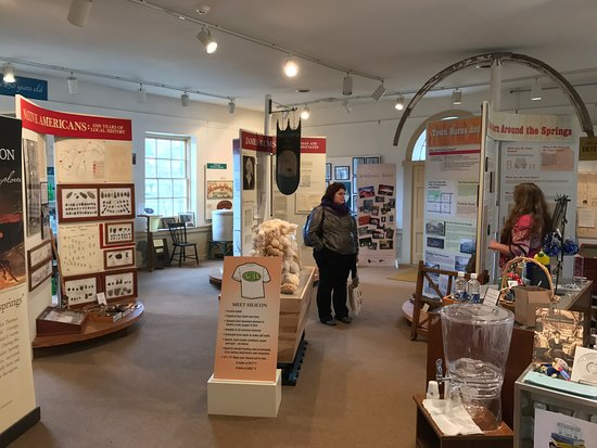 Museum of the Berkeley Springs