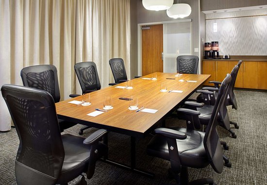 SpringHill Suites Chicago Waukegan/Gurnee: Boardroom