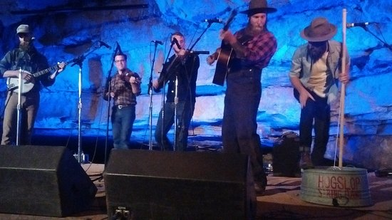 McMinnville, TN: Hog slop string band