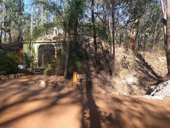 Possum Park: Outside view of Bunker