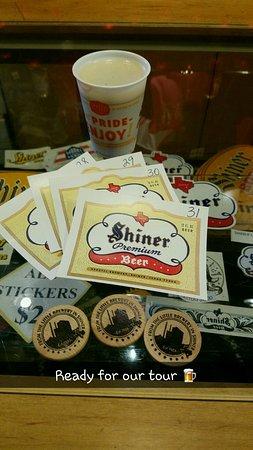 Shiner, เท็กซัส: Spoetzl Brewery