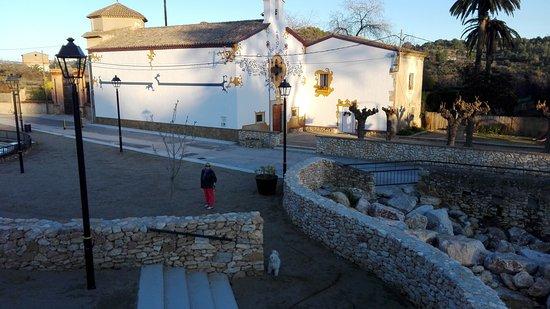 Vallmoll, Spania: Ermita-Santuari del Roser